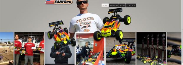 Lucas Sanford RC Website is Live