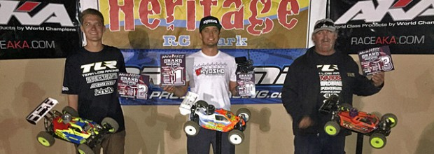 Heritage RC Park Grand Reopening Race