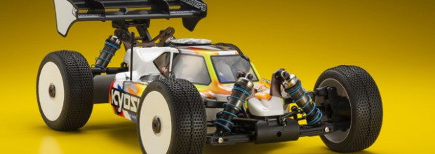 Kyosho MP9 TKI4 Build